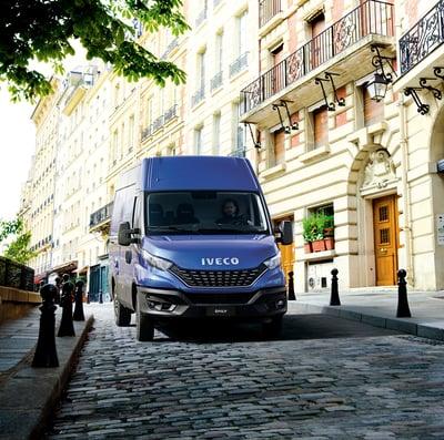 IVECO Daily Bestelwagen