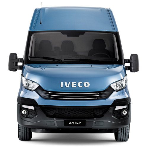 IVECO Daily Van proefrit