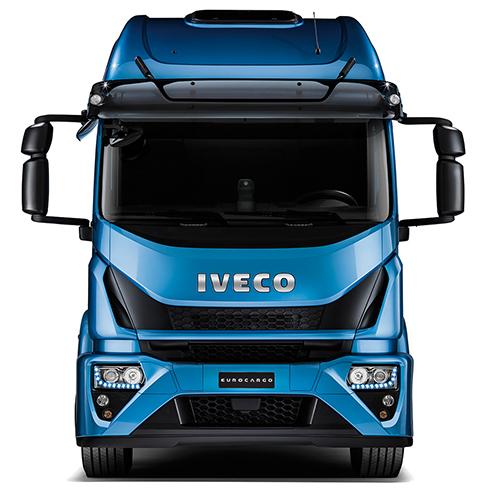IVECO Eurocargo Proefrit