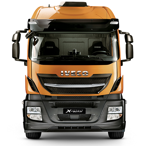 IVECO Stralis X-Way Proefrit