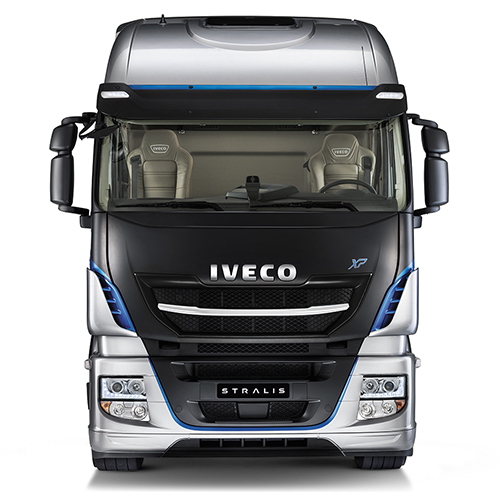 IVECO Stralis Proefrit