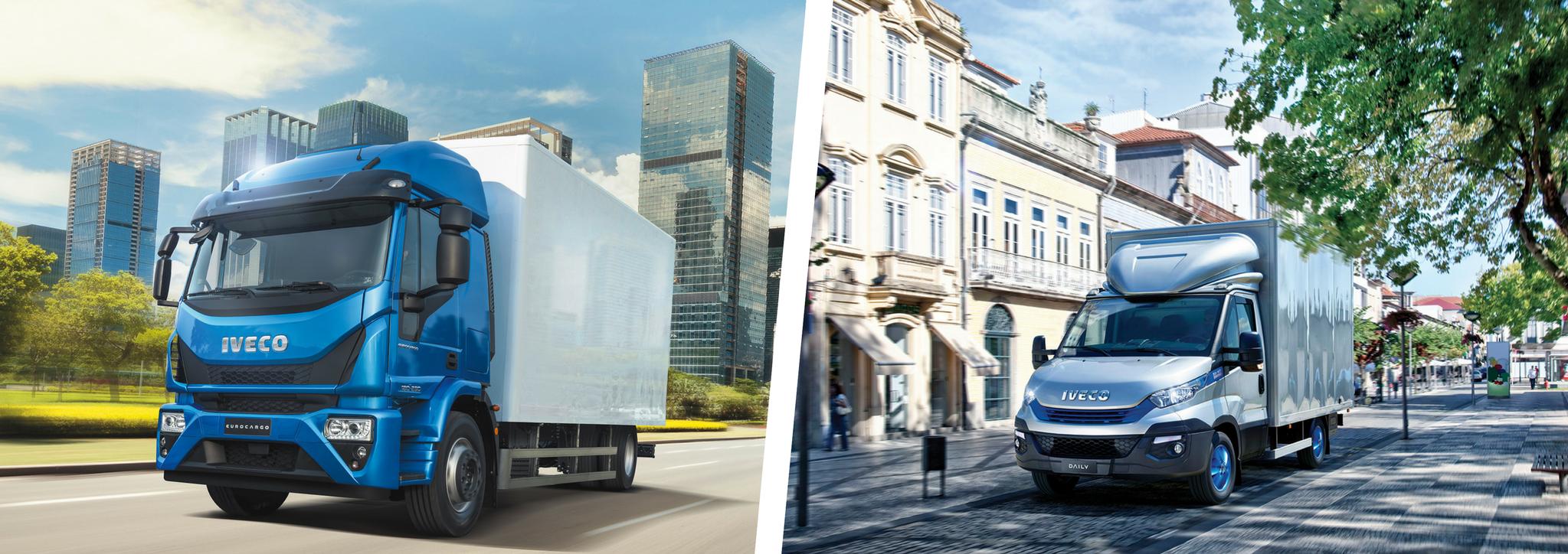 Kiezen voor een vrachtwagen of bestelwagen