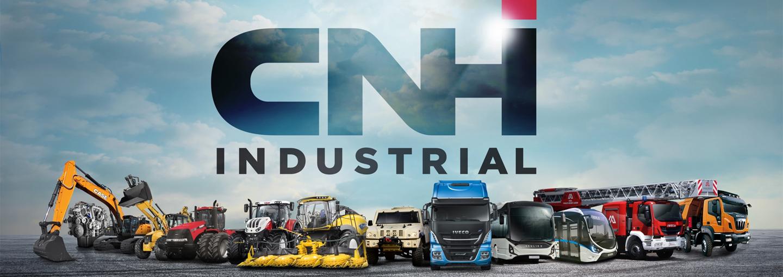 CNH Industrial. Sorry, wat?