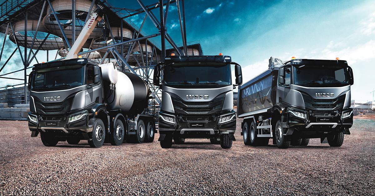 IVECO T-WAY als sterkste van de zwaarste off-road trucks (1)