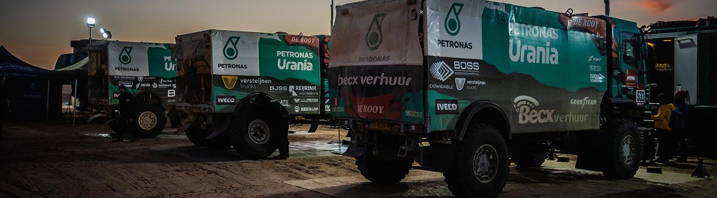 Dakar 2020 Etappe 7 - Van Kasteren 'plankgas of geen gas'