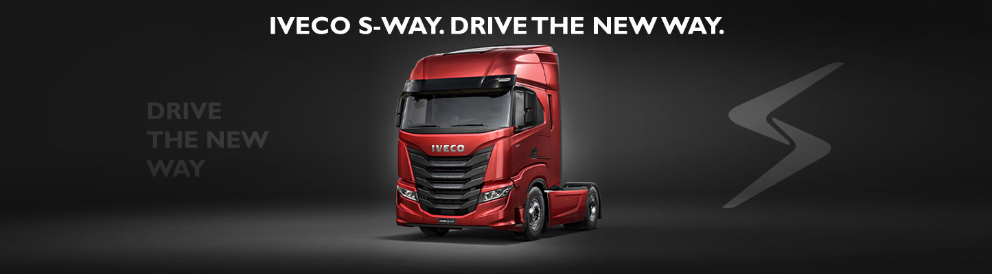 IVECO S-WAY is de primeur op Truckstar!