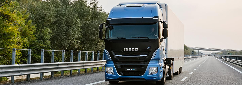 Bespaar 20.000 euro op MAUT met IVECO Natural Power!