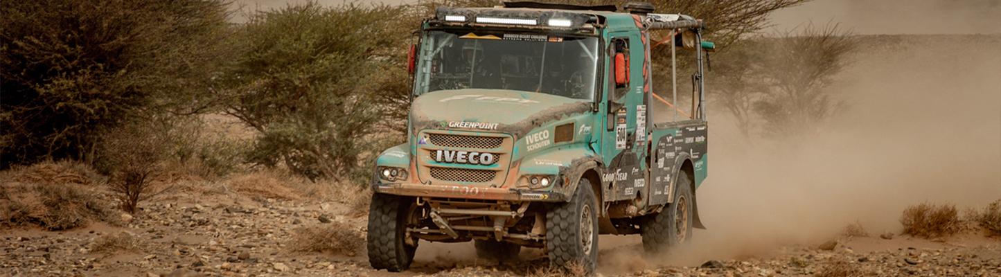 Morocco Desert Challenge: Van Genugten pakt klinkende zege in vierde etappe MDC